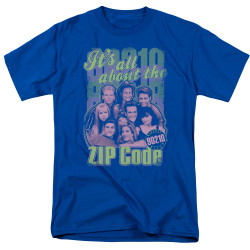 Image for Beverly Hills, 90210 T-Shirt - Zip Code
