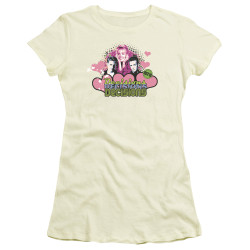 Image for Beverly Hills, 90210 Girls T-Shirt - Decisions