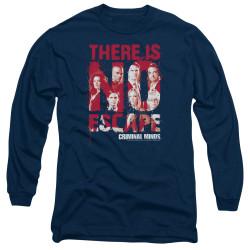 Image for Criminal Minds Long Sleeve T-Shirt - No Escape