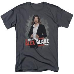 Image for Criminal Minds T-Shirt - Alex Blake