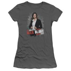 Image for Criminal Minds Girls T-Shirt - Alex Blake