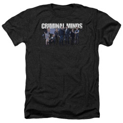 Image for Criminal Minds Heather T-Shirt - Season 10 Cast