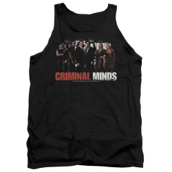 Image for Criminal Minds Tank Top - The Brain Trust