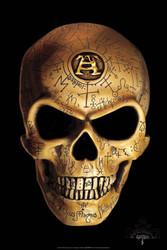 Image for Alchemy Gothic Poster - Omega Skull