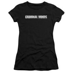 Image for Criminal Minds Girls T-Shirt - Show Logo