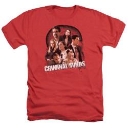 Image for Criminal Minds Heather T-Shirt - Brain Trust