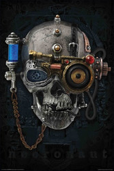 Image for Alchemy Gothic Poster - Necronaut
