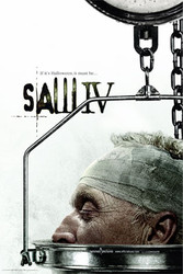 Image for Saw IV Poster - Scale