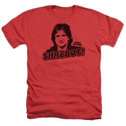 Image for Mork & Mindy Heather T-Shirt - Shazbot