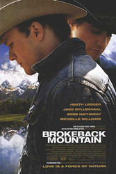 Image for Brokeback Mountain Poster - One Sheet