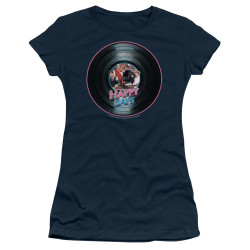 Image for Happy Days Girls T-Shirt - On the Record