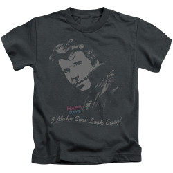Image for Happy Days Kids T-Shirt - Cool Fonz