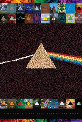 Image for Pink Floyd Poster - Collage