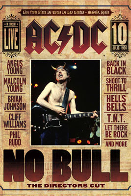 Image for AC/DC Poster - No Bull