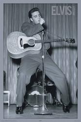 Image for Elvis Poster - Live