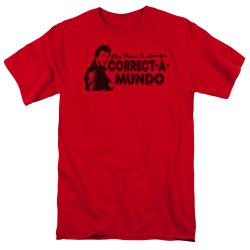 Image for Happy Days T-Shirt - Correct A Mundo