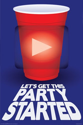 Image for Red Cup Party Started Poster