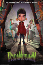 Image for ParaNorman Poster - One Sheet