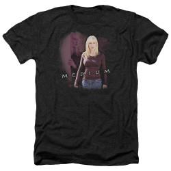 Image for Medium Heather T-Shirt - Allison