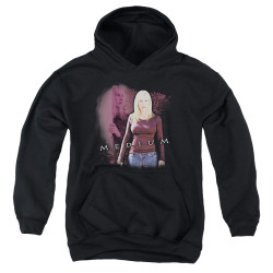 Image for Medium Youth Hoodie - Allison