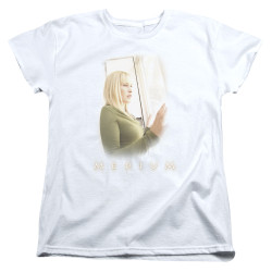 Image for Medium Woman's T-Shirt - White Light