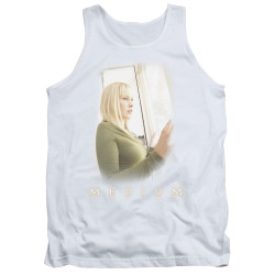 Image for Medium Tank Top - White Light