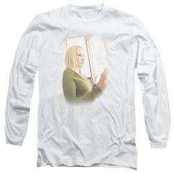 Image for Medium Long Sleeve T-Shirt - White Light