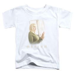 Image for Medium Toddler T-Shirt - White Light