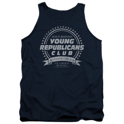 Image for Family Ties Tank Top - Young Republicans Club