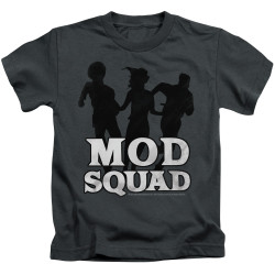Image for The Mod Squad Kids T-Shirt - Run Simple