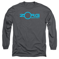 Image for The Fifth Element Long Sleeve Shirt - Zorg