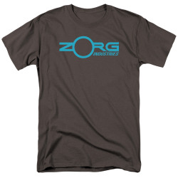 Image for The Fifth Element T-Shirt - Zorg