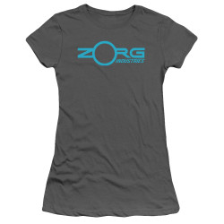 Image for The Fifth Element Girls T-Shirt - Zorg