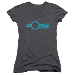 Image for The Fifth Element Girls V Neck - Zorg