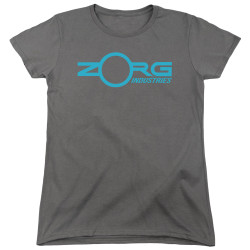 Image for The Fifth Element Womans T-Shirt - Zorg