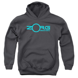 Image for The Fifth Element Youth Hoodie - Zorg