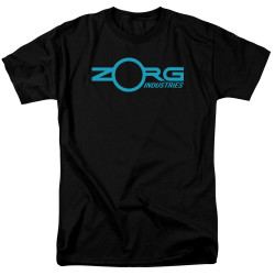Image for The Fifth Element T-Shirt - Zorg Logo