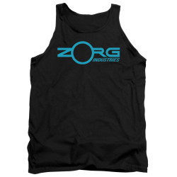 Image for The Fifth Element Tank Top - Zorg Logo