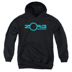 Image for The Fifth Element Youth Hoodie - Zorg Logo