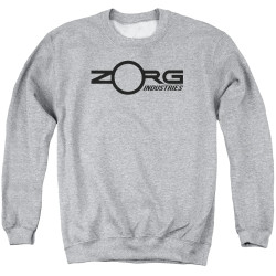 Image for The Fifth Element Crewneck - Zorg Corporate Logo