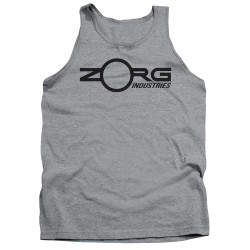 Image for The Fifth Element Tank Top - Zorg Corporate Logo