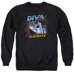 Image for The Fifth Element Crewneck - Diva
