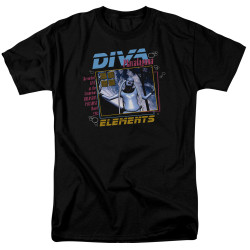 Image for The Fifth Element T-Shirt - Diva
