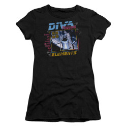 Image for The Fifth Element Girls T-Shirt - Diva