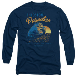 Image for The Fifth Element Long Sleeve Shirt - Paradise