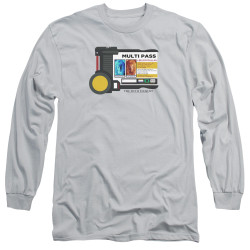 Image for The Fifth Element Long Sleeve Shirt - Multipass