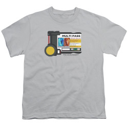 Image for The Fifth Element Youth T-Shirt - Multipass