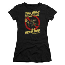 Image for Starship Troopers Girls T-Shirt - Dead Bug