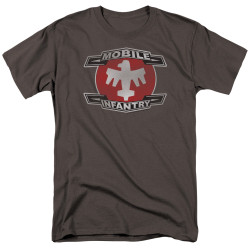 Image for Starship Troopers T-Shirt - Classic Mobile Infantry