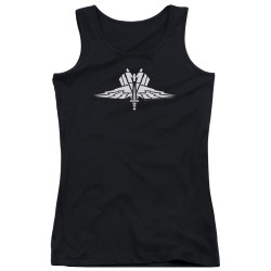 Image for Starship Troopers Girls Tank Top - Insignia